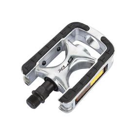 XLC PD-C01 City/Comfort Pedal silber/schwarz